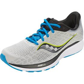 saucony Guide 14 Shoes Men alloy/cobalt
